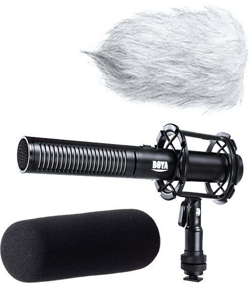 Billede af Boya BY-PVM1000 shotgun-kamera-mikrofon