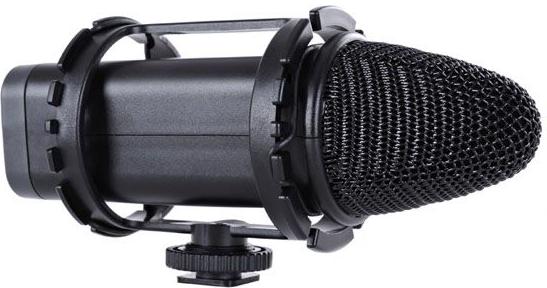 Billede af Boya BY-V02 stereo-kamera-mikrofon