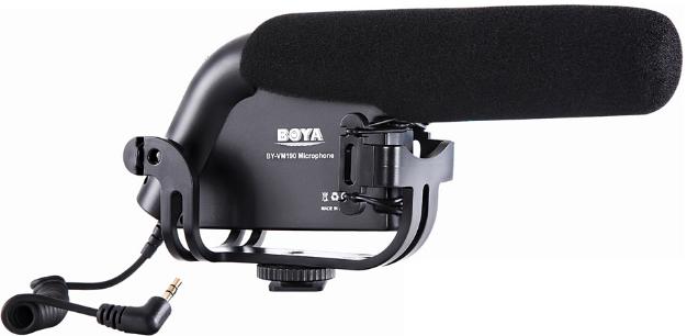 Billede af Boya BY-VM190 kondensator-kamera-mikrofon