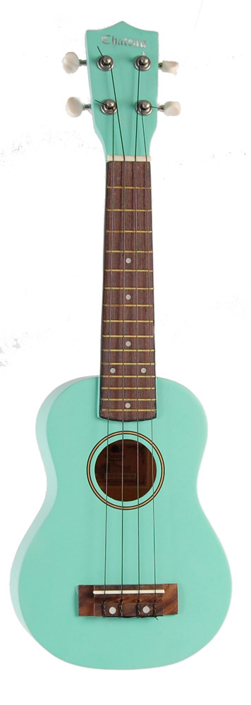 Billede af Chateau C08-U1100-LB ukulele lightblue