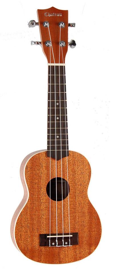 Billede af Chateau C08-U2100 ukulele natur