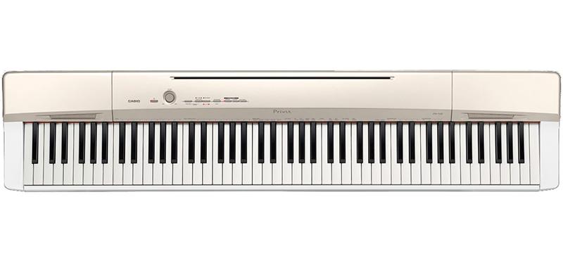 Image of   Casio PX-160-GD el-klaver guld