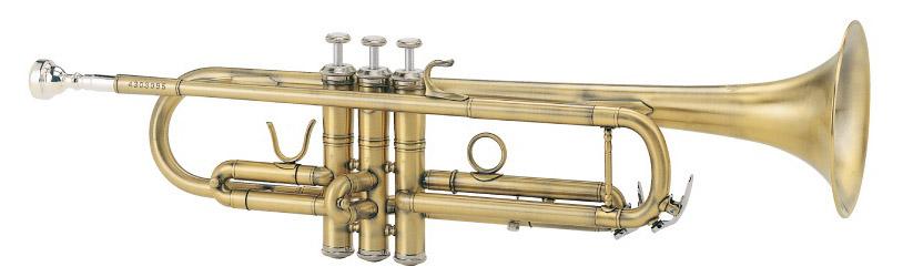 Billede af Chateau VCH-298AN Bb-trompet antik