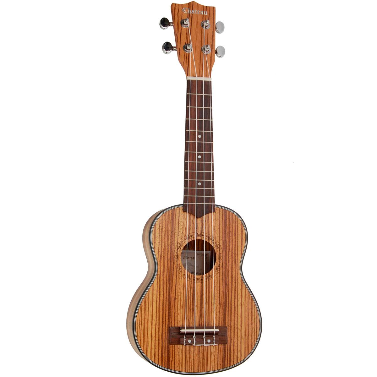 Billede af Chateau C08-U2100Z ukulele