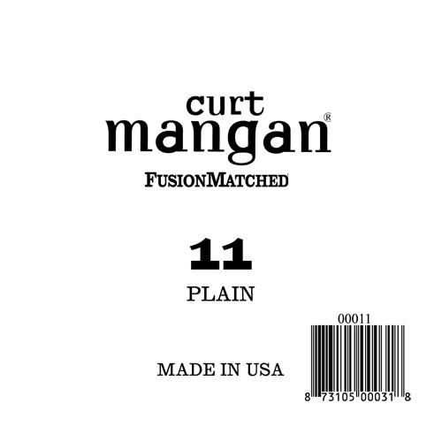 Billede af CurtMangan 00011 løsplain-steelguitarstreng.011