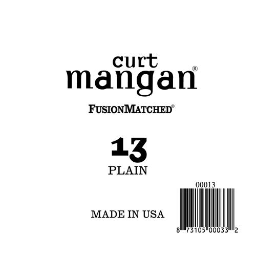 Billede af CurtMangan 00013 løsplain-steelguitarstreng.013