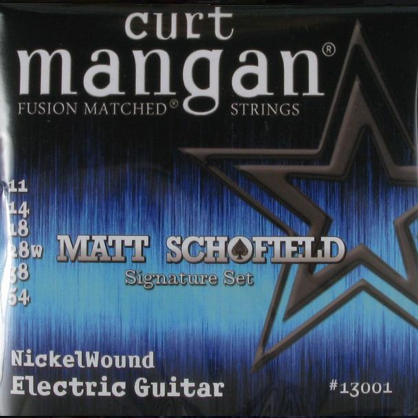 Billede af CurtMangan 13001MattSchofieldSignature el-guitarstrenge011-054