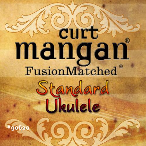 Billede af CurtMangan 90620 standard-ukulelestrenge