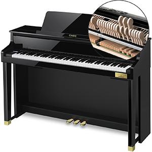 Casio CelvianoGP-500GrandHybrid klaver sort