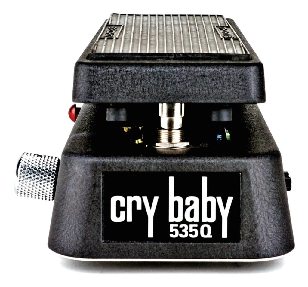 Dunlop 535QCryBaby multi-wah-wah-pedal