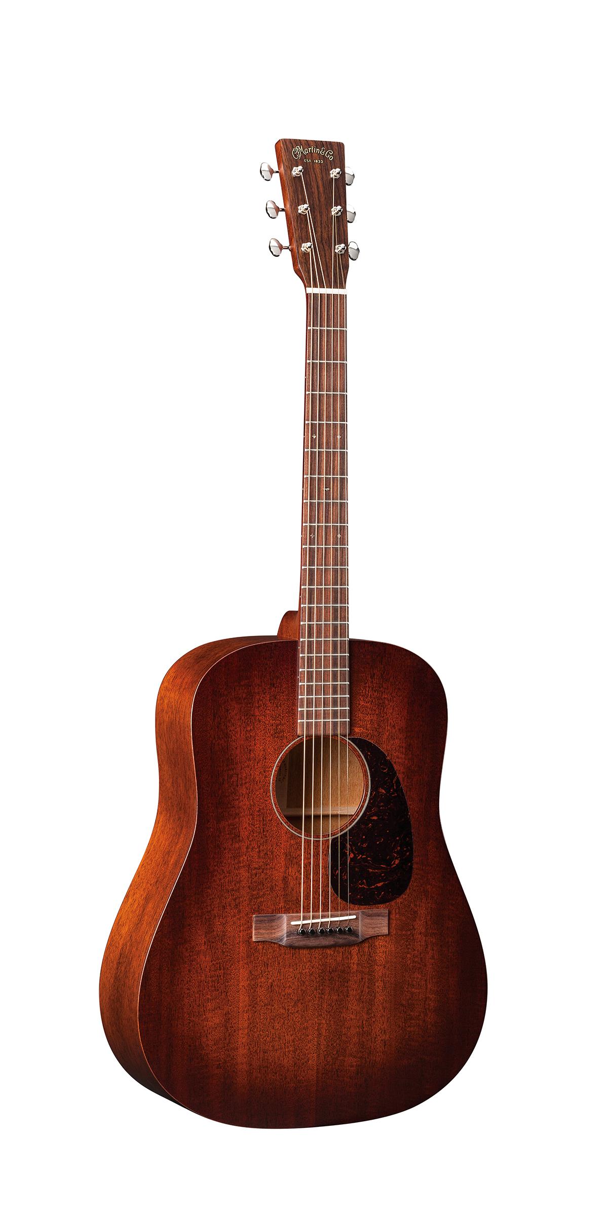 Billede af Martin D-15M-Burst western-guitar mahoganyburst