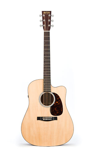 Image of   Martin DCPA4 western-guitar natur