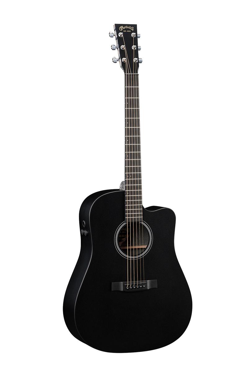 Image of   Martin DCPA5-BLK western-guitar sort