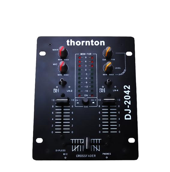 Billede af Thornton DJ-2042 DJ-mixer