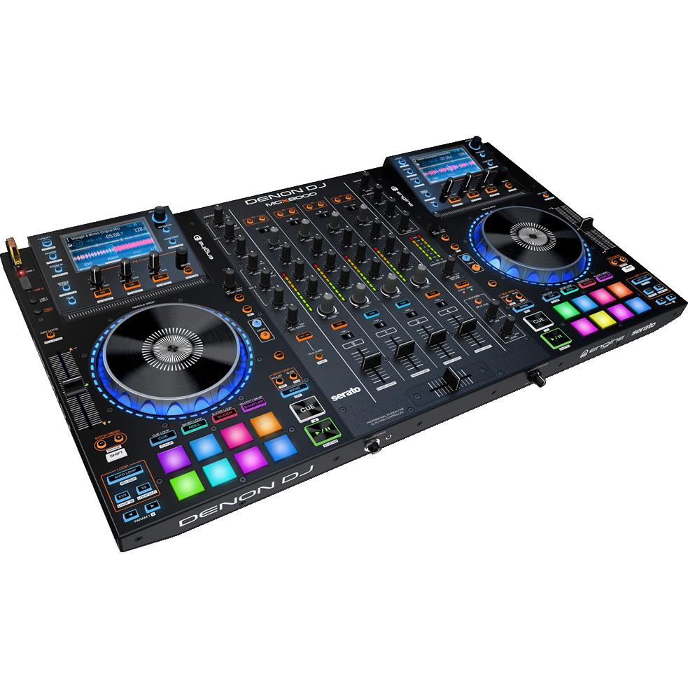 Billede af Denon MCX8000 DJ-controller