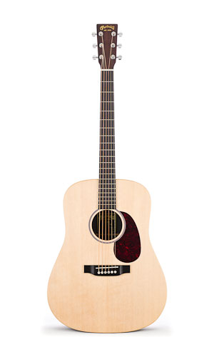 Image of   Martin DX1RAE western-guitar natur