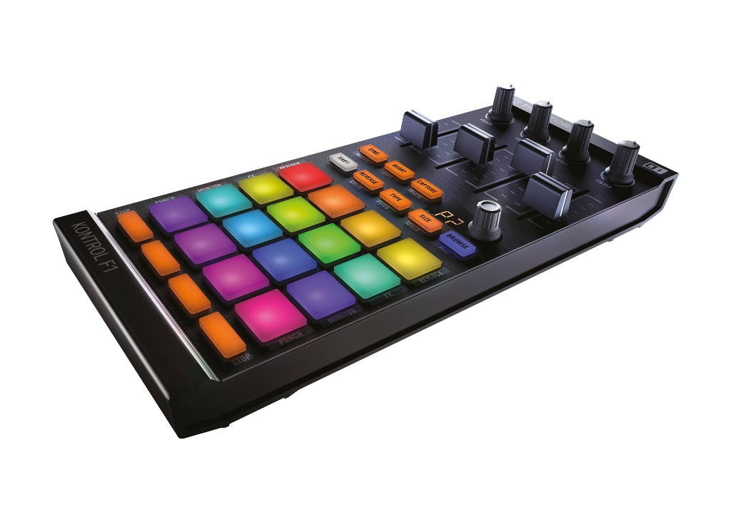 NativeInstruments TraktorKontrolF1