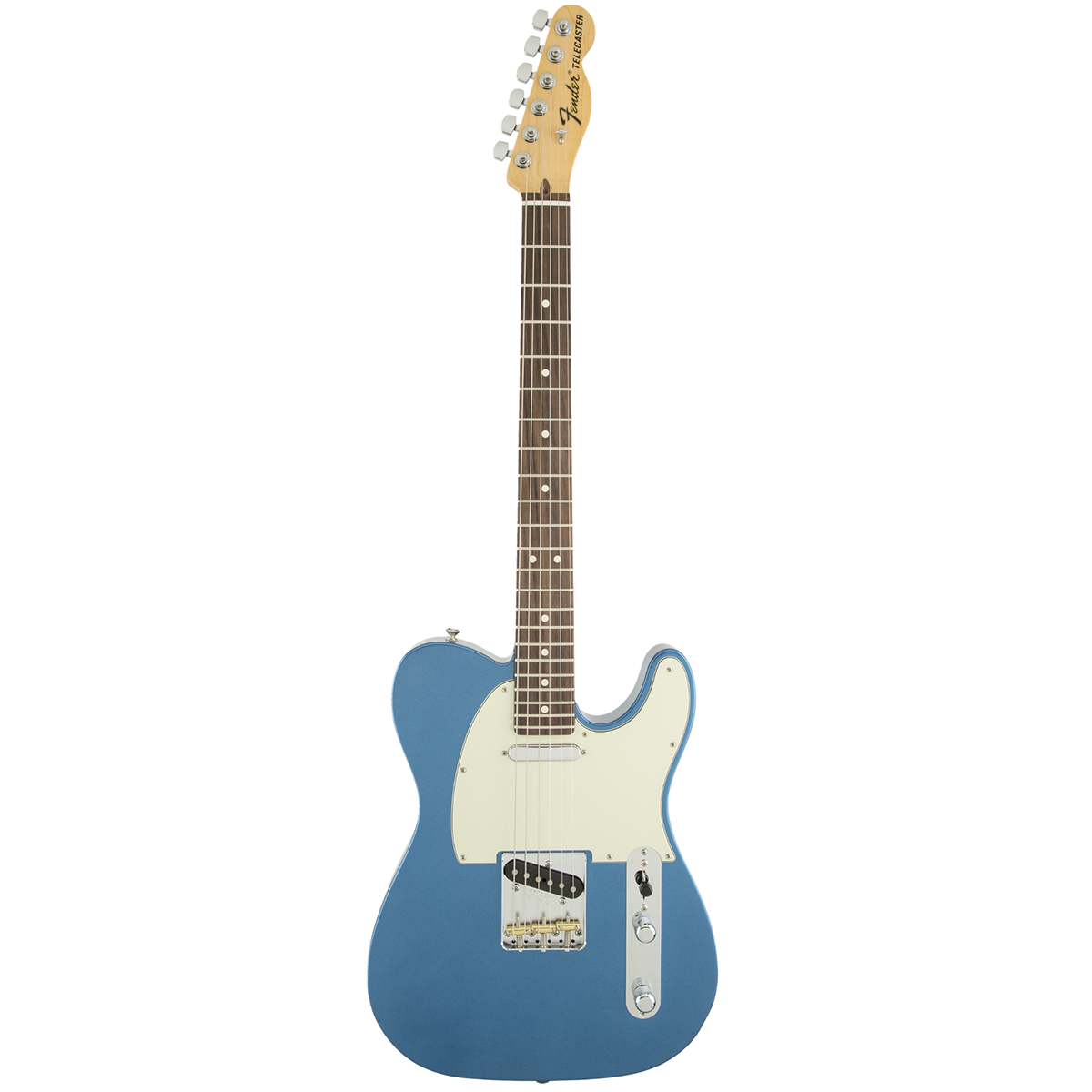Billede af Fender AmericanSpecialTelecaster,RW,LPB el-guitar lakeplacidblue