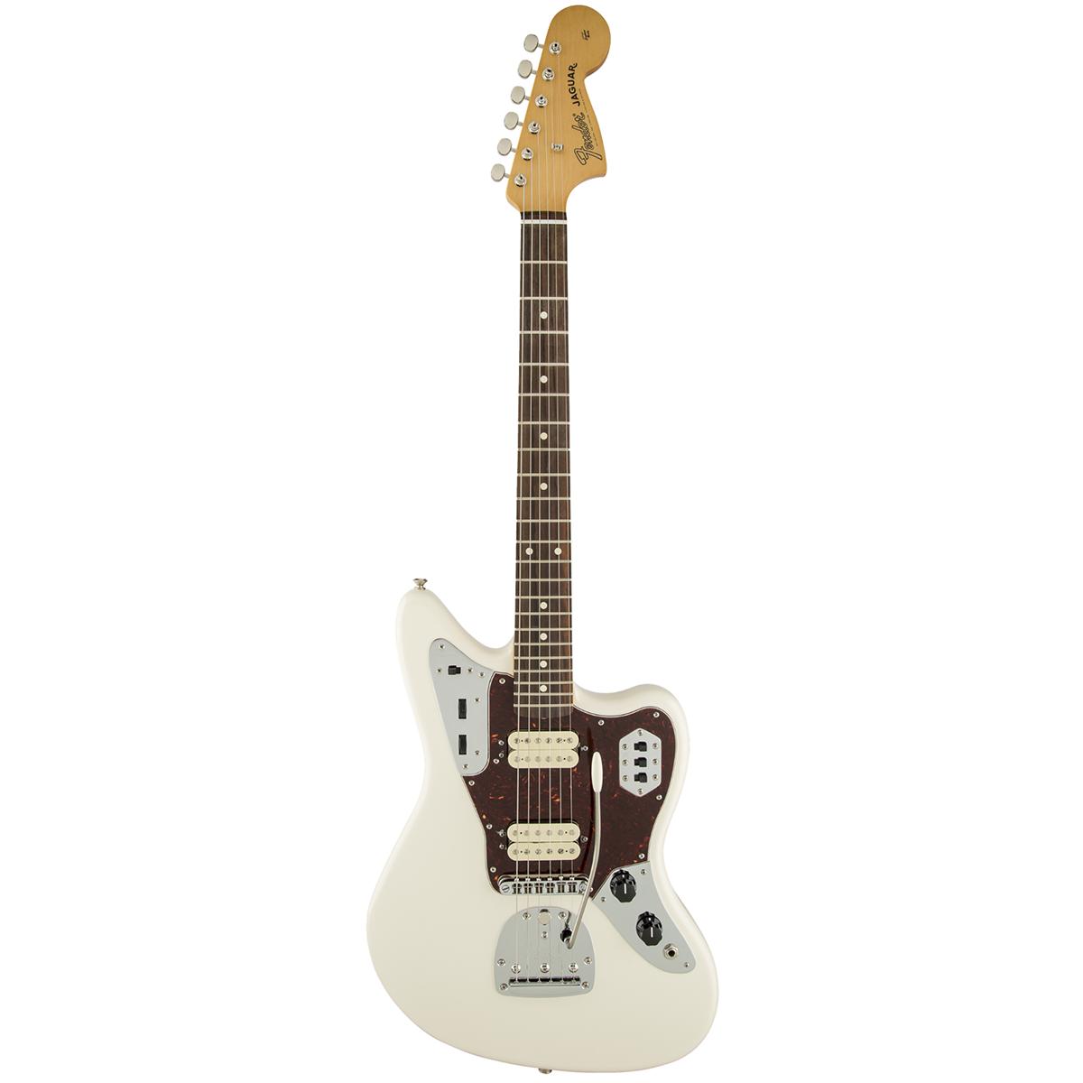 Billede af Fender ClassicPlayerJaguarSpecialHH,RW,OW el-guitar olympicwhite