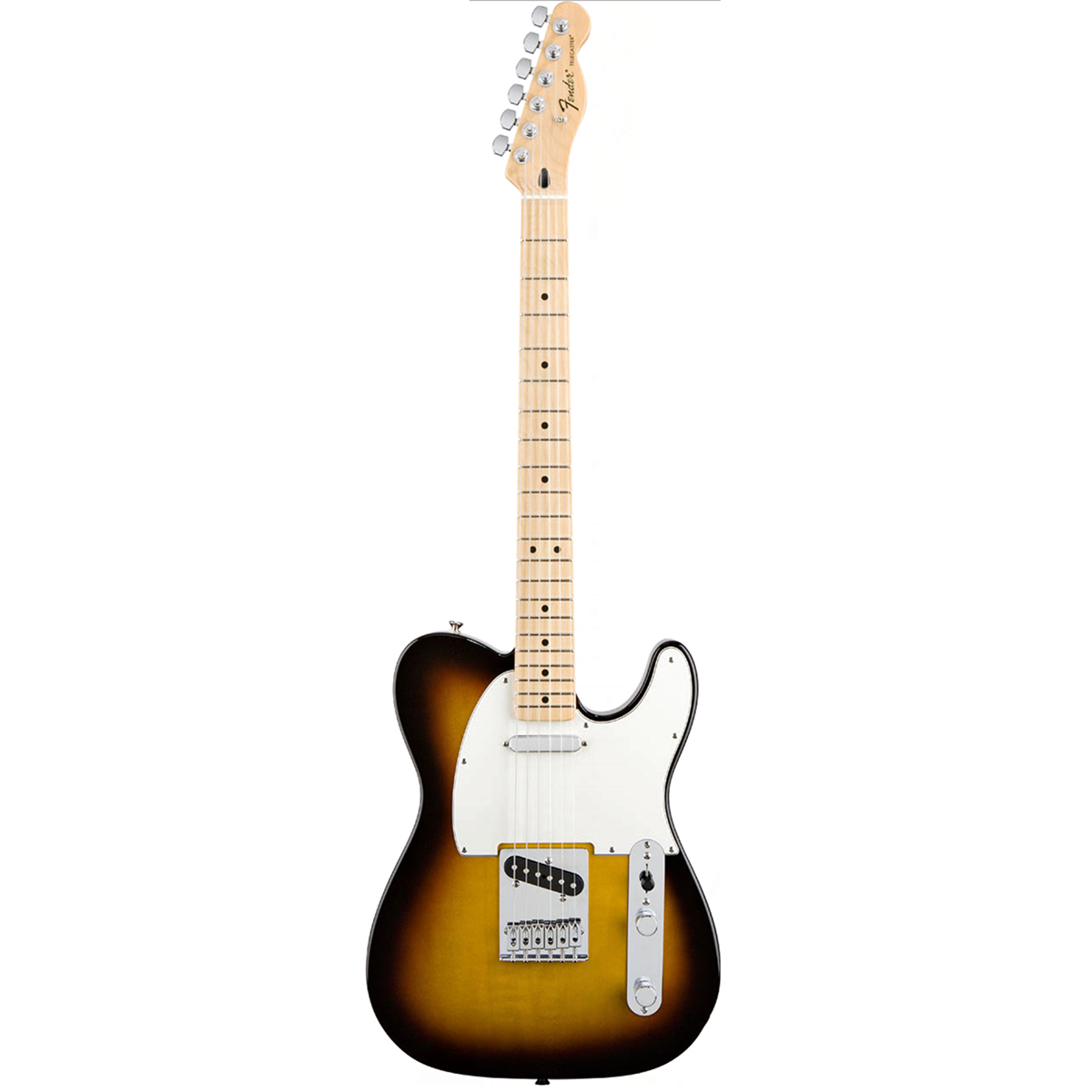 Image of   Fender StandardTelecaster,MN,BSB el-guitar brownsunburst