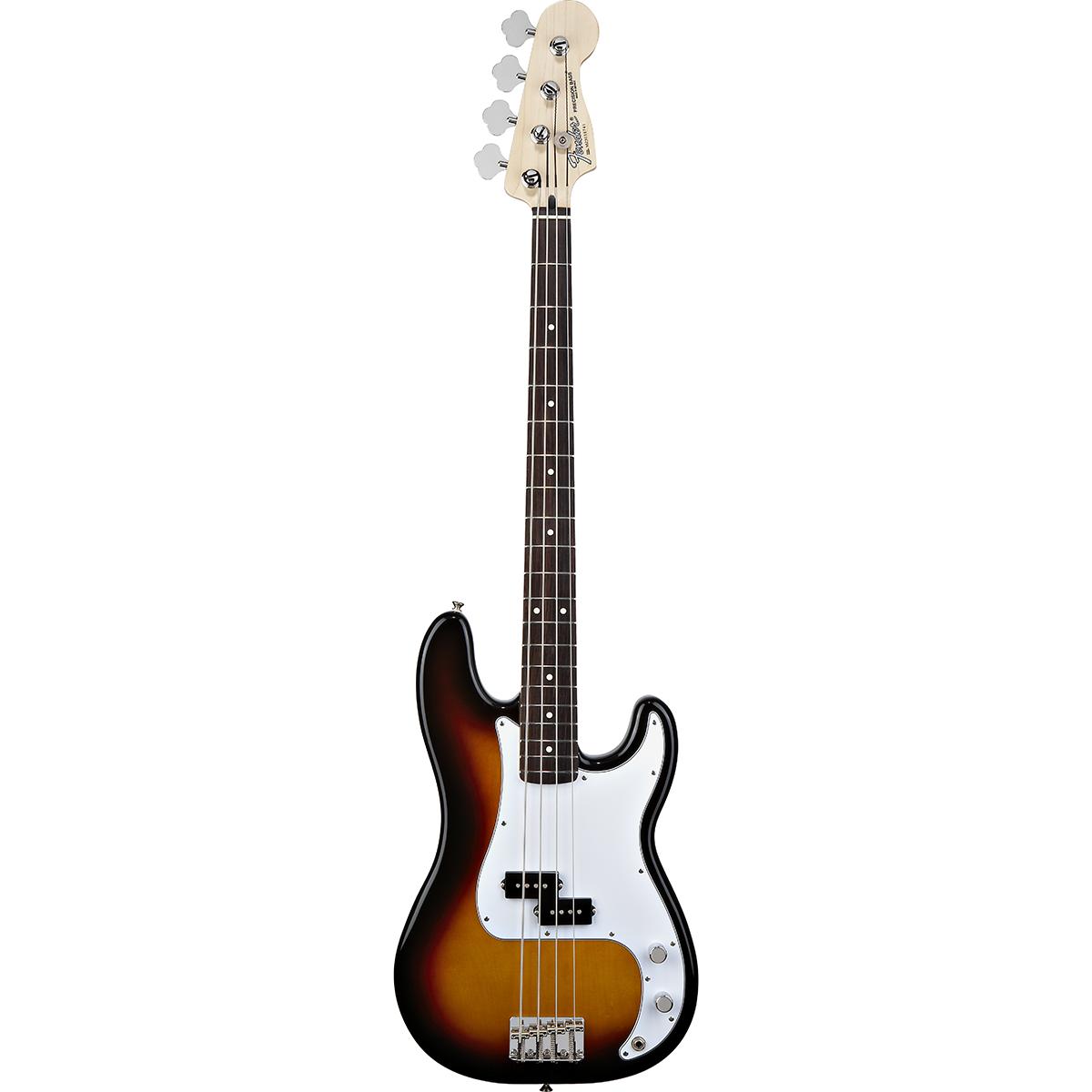 Billede af Fender StandardPrecisionBass,RW,BSB el-bas brownsunburst