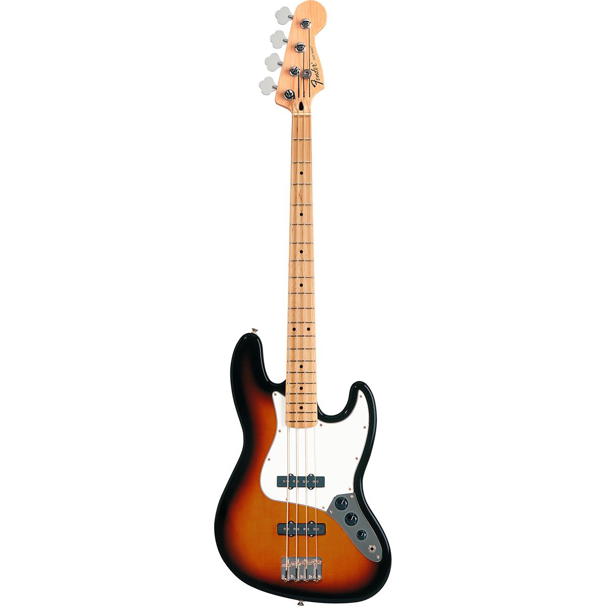 Billede af Fender StandardJazzBass,MN,BSB el-bas brownsunburst