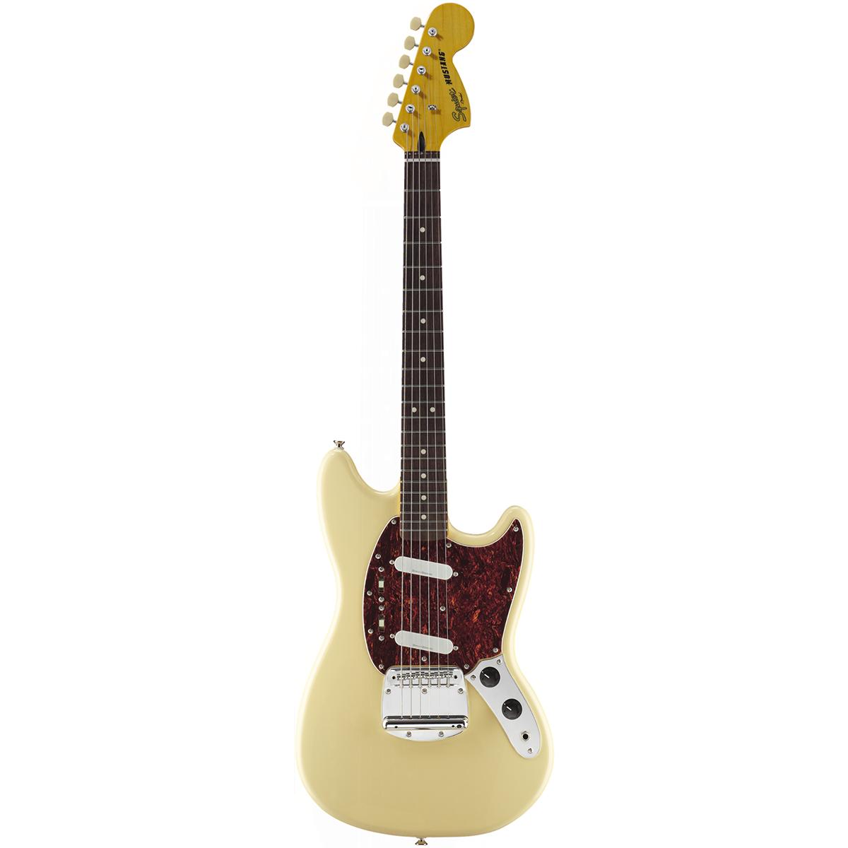 Billede af FenderSquier VintageModifiedMustang,RW,VWT el-guitar vintagewhite
