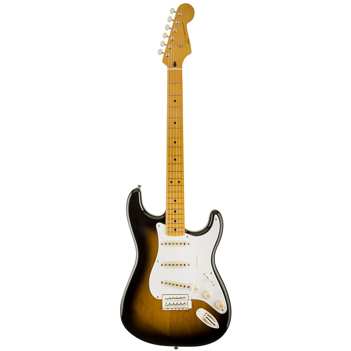 Billede af FenderSquier ClassicVibeStratocaster50s,MN,2TS el-guitar 2-tonesunburst