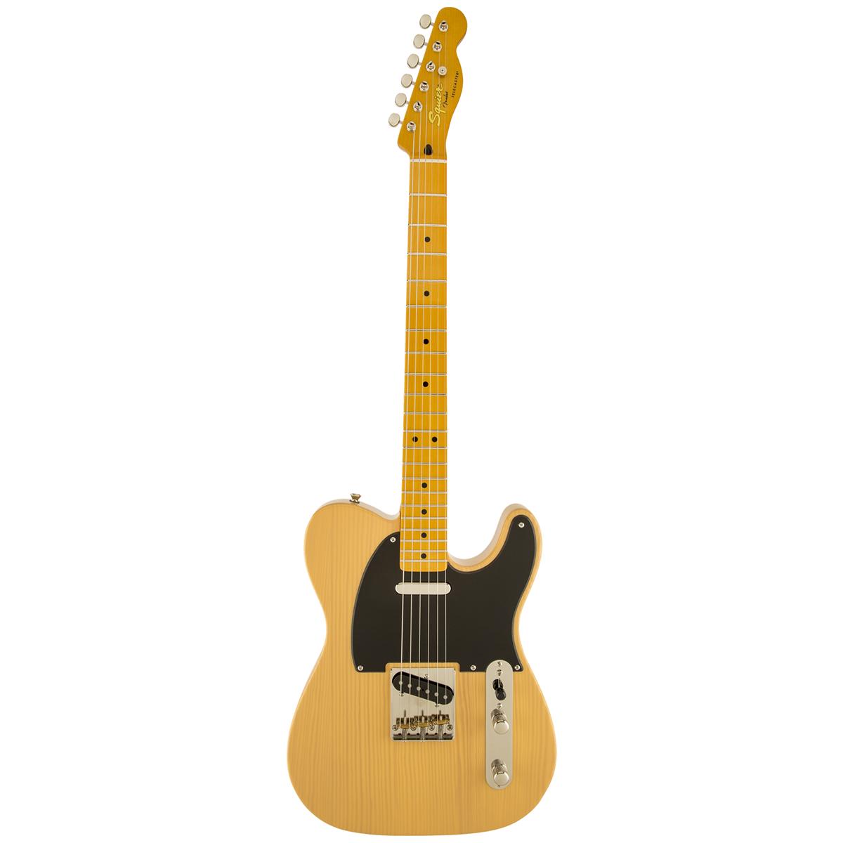 Billede af FenderSquier ClassicVibeTelecaster50s,MN,BTB el-guitar butterscotchblonde