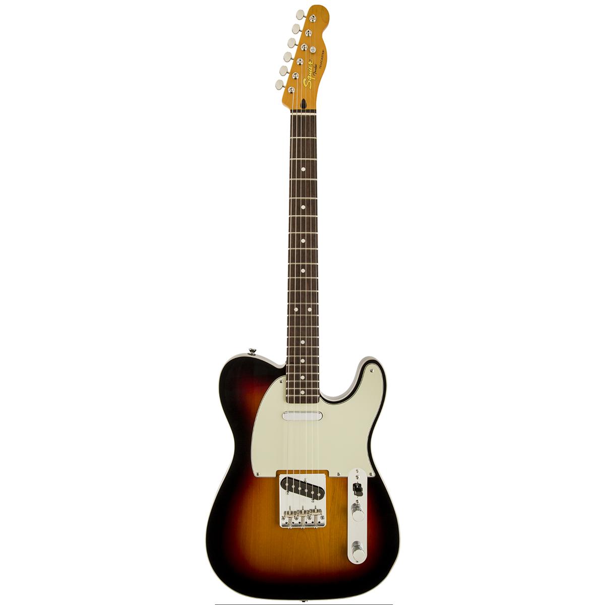 Billede af FenderSquier ClassicVibeTelecasterCustom,RW,3TS el-guitar 3-tonesunburst
