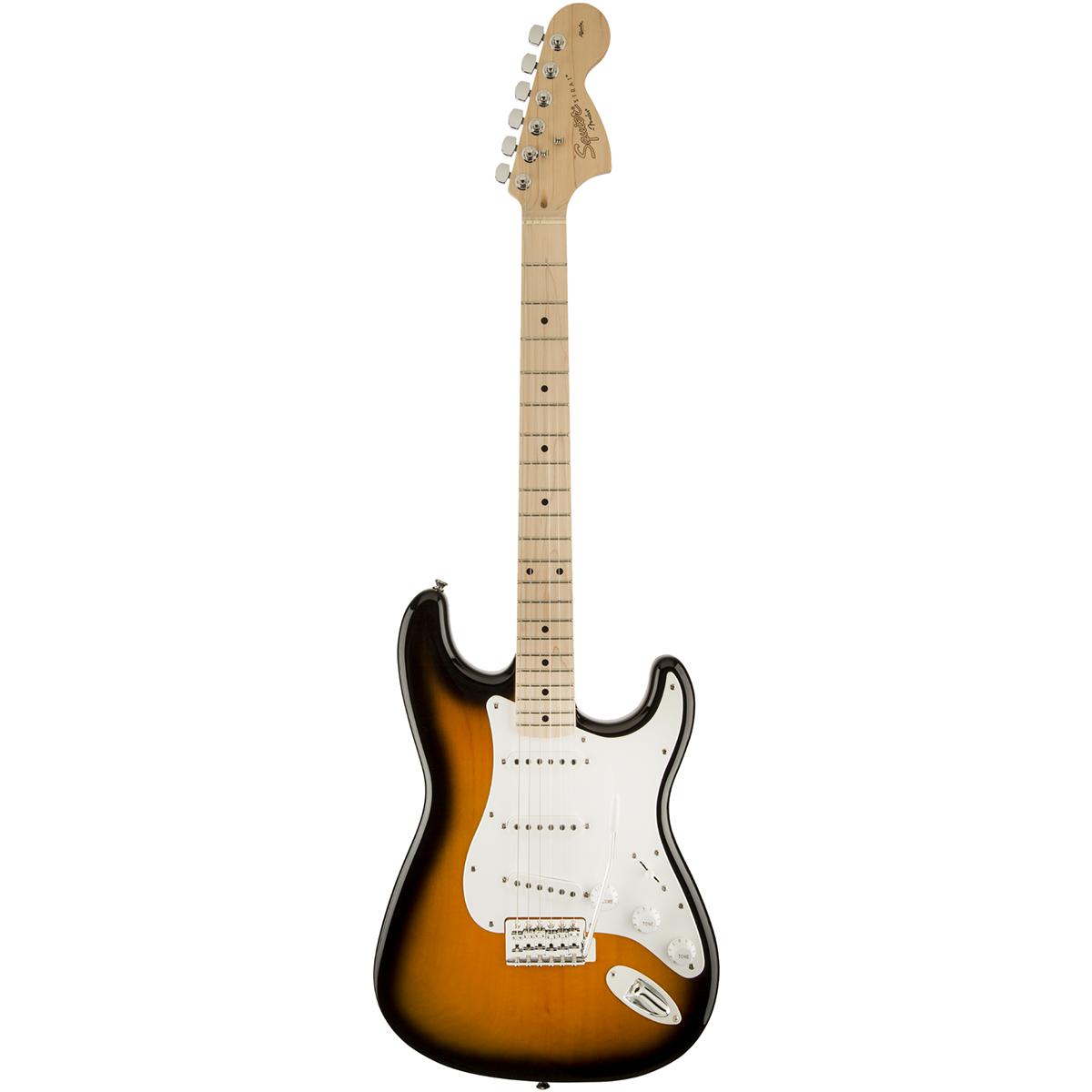 Billede af FenderSquier AffinitySeriesStratocaster,MN,2TS el-guitar 2-tonesunburst