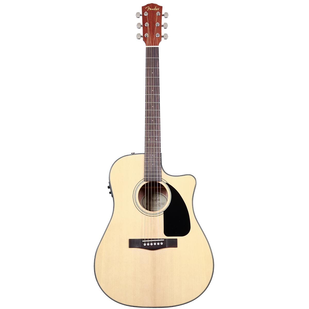 Billede af Fender CD-60CE western-guitar natur