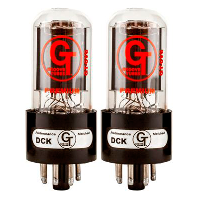 GrooveTubes GT-6V6-CMedium rør(2stk.)