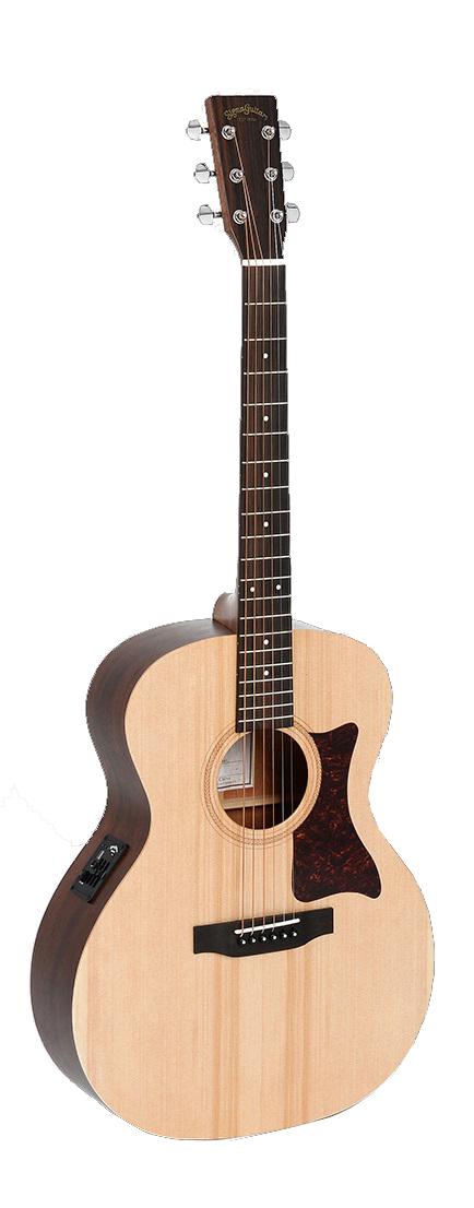 Billede af Sigma GME western-guitar natur
