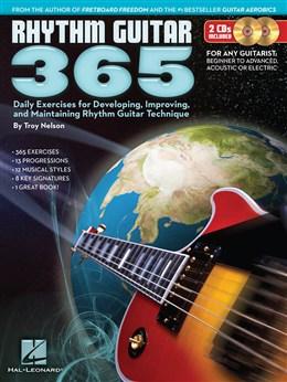 Image of   Rhythmguitar365:DailyExercises lærebog
