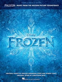 Billede af Frozen:MusicFromTheMotionPictureSoundtrack lærebog