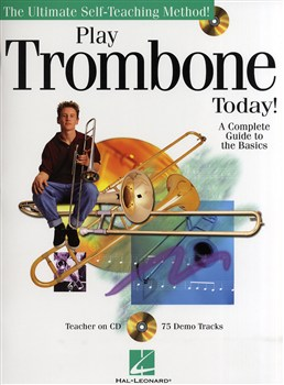 PlayTromboneToday! lærebog