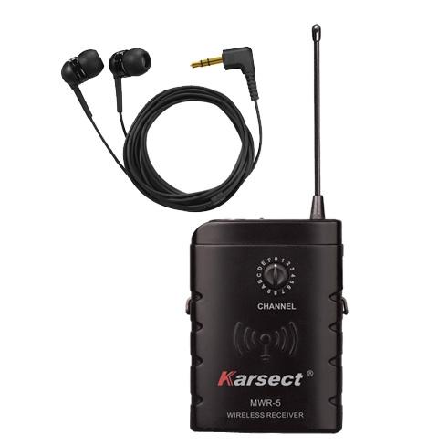 Karsect MWR-5 trådløsin-earmonitor-modtager
