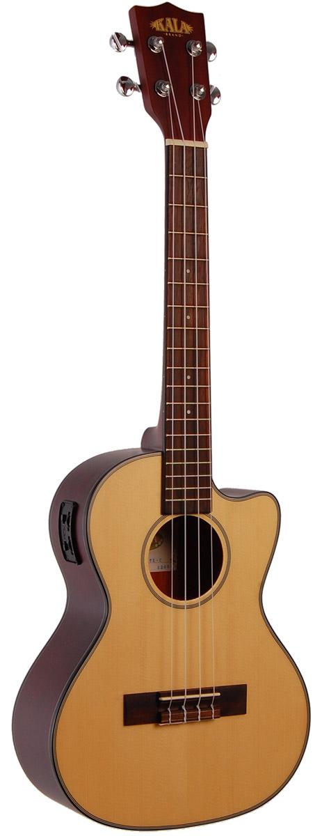 Kala KA-STE-C tenor-ukulelem/pickup
