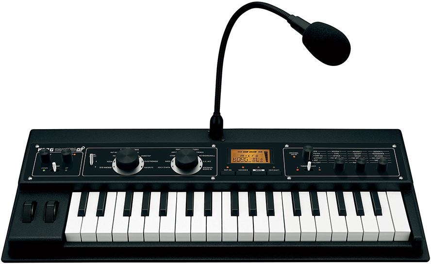 Billede af Korg MicroKorg-XL+ synthesizer/vocoder