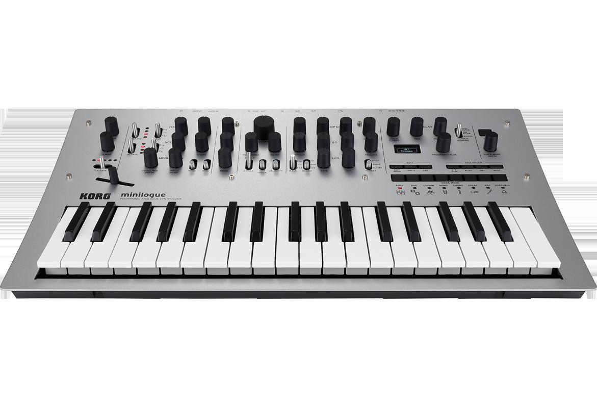 Billede af Korg Minilogue synthesizer