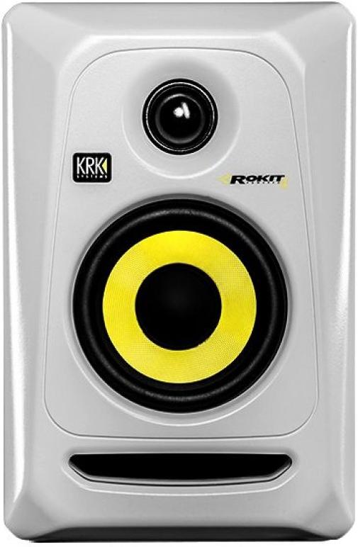 Billede af KRK RP-4RoKitG3W aktivmonitor hvid