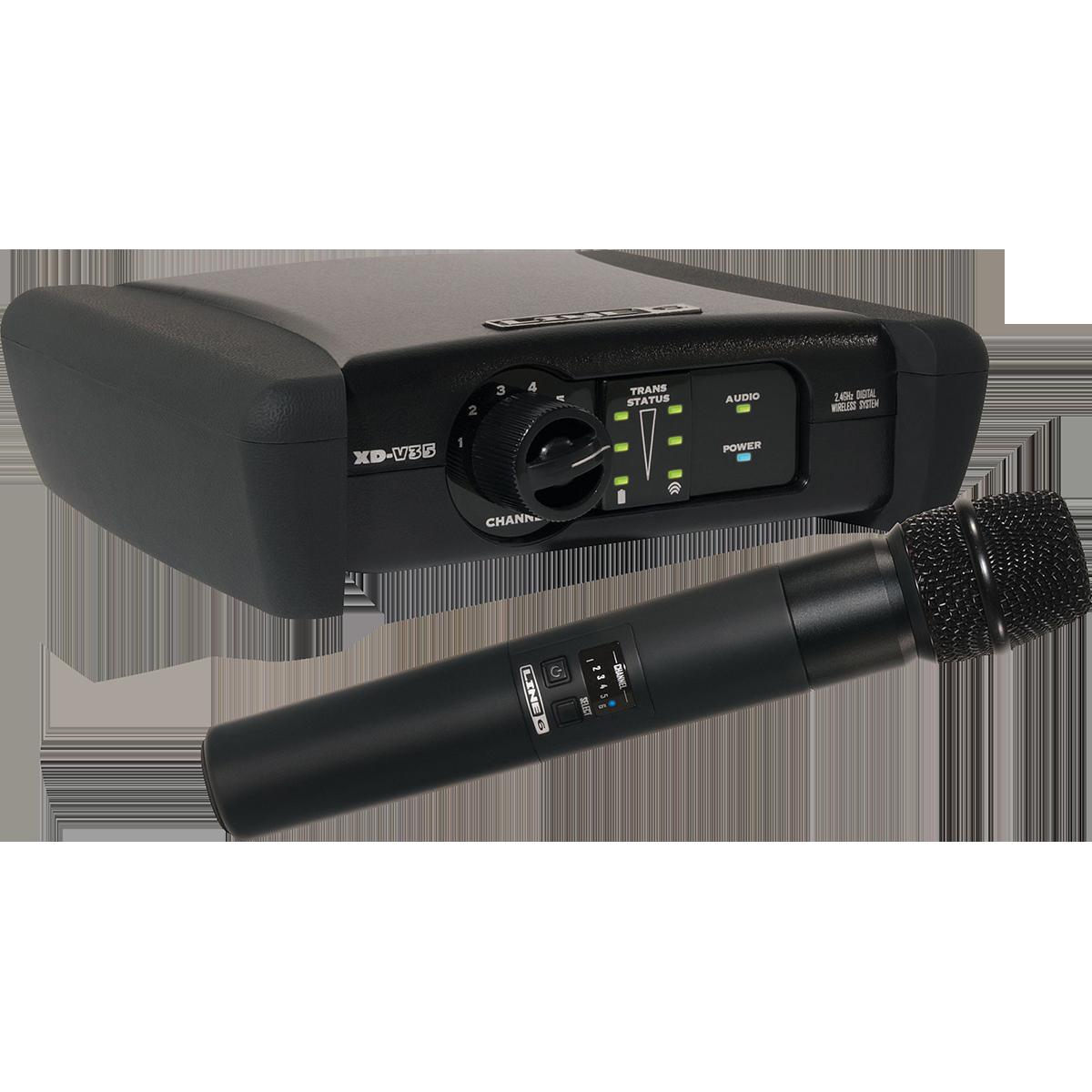 Billede af Line6 XD-V35 trådløsthåndholdtsæt