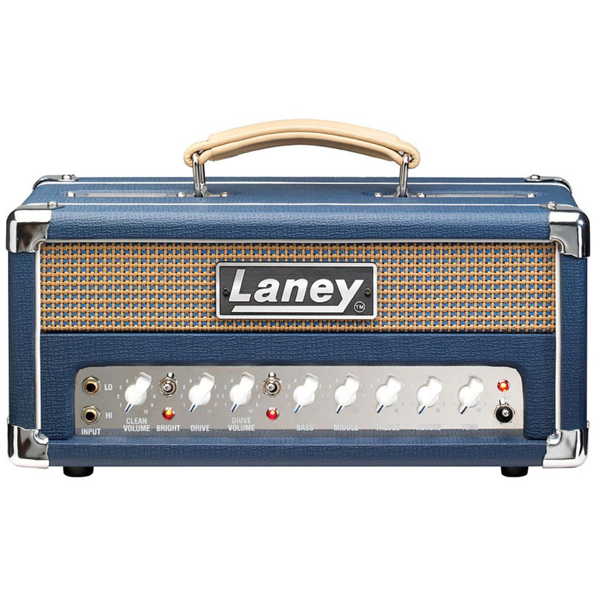 Billede af Laney L5-Studio guitarforstærker-top