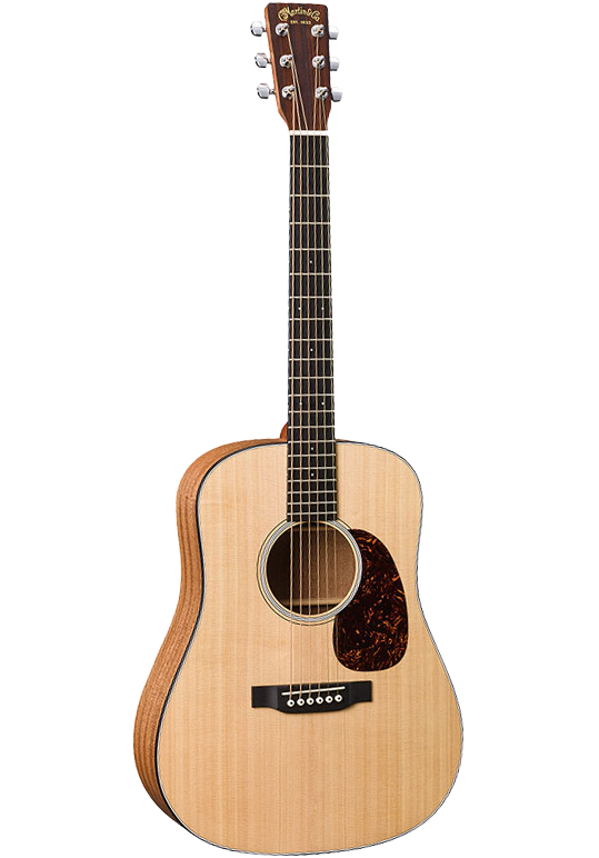 Image of   Martin DreadnaughtJunior A western-guitar
