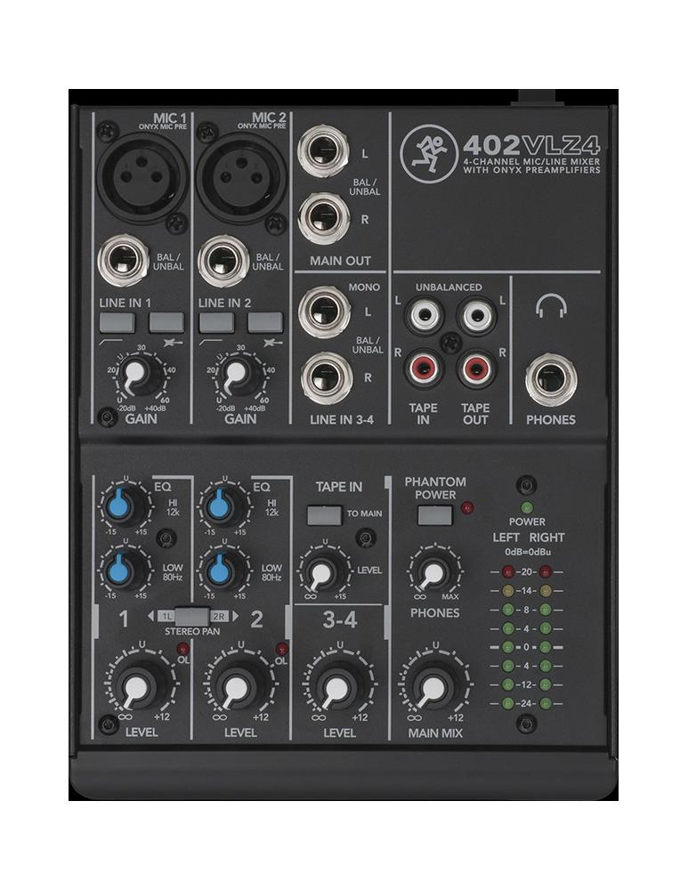 Image of   Mackie 402VLZ4 mixer