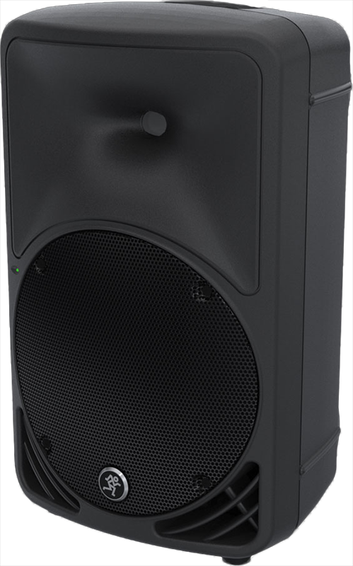 Mackie C200 højttaler sort