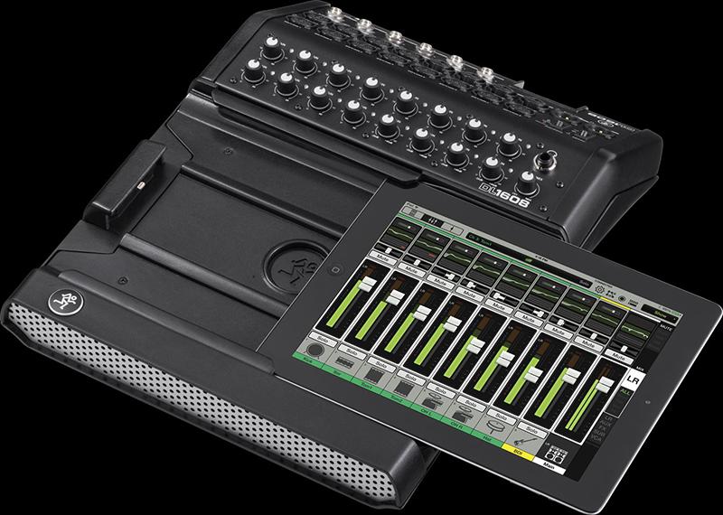 Image of   Mackie DL1608-Lightning digitalmixer