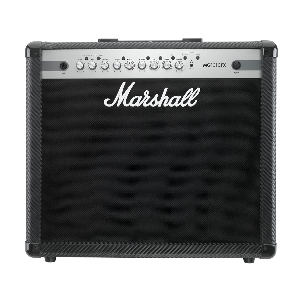 Marshall MG101CFX guitarforstærker