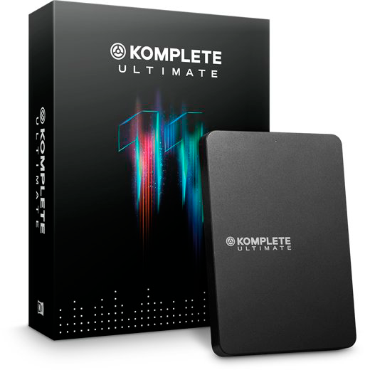Billede af NativeInstruments Komplete11Ultimate software-pakke